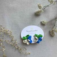 hanairoaiki bouquet イヤリング