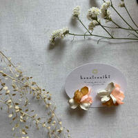 hanairoaiki bouquet ピアス