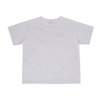 BASQUE BACK PRINT T c/#WHITE  [NOL201601]