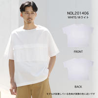 TYPEWRITER POCKET BIG T c/#WHITE [NOL201406]