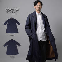 DOUBLE CLOTH DISPATCH COAT c/#NAVY [NOL201102]