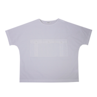 TYPEWRITER POCKET BIG T c/#WHITE [NOL201406]