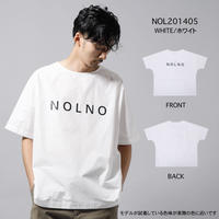 TYPEWRITER PRINT BIG T c/#WHITE [NOL201405]