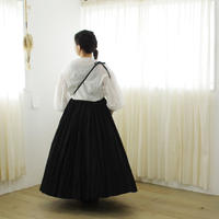 "gathered skirt  ""Mel"""