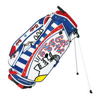 2020モデル WINWIN×野村タケオコラボキャディバッグ50本限定!スタンドバッグ