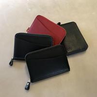 小型ラウンドファスナー財布