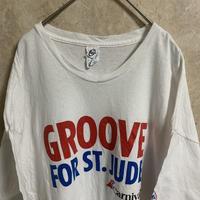 【DELTA】プリントTシャツ【2XL】【メンズ古着】【used】【vintage】