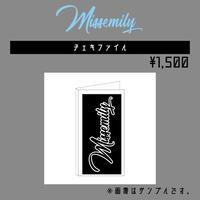 【MISSEMILY】チェキファイル