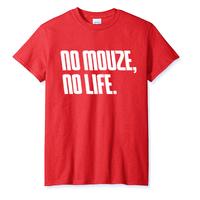 NOMOUZE Tシャツ/レッド