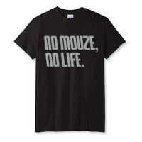 NOMOUZE Tシャツ/ブラック