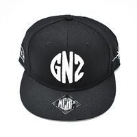 【NCBP】'GINZA' FLAT VISOR CAP