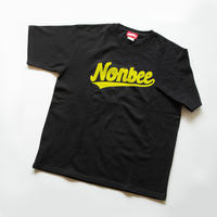 NONBEE TEAM LOGO TEE   black/yellow
