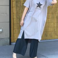 2020ss スタープリントロングTシャツ ~ayane/アヤン~