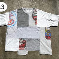 A「世界に1つだけのTシャツ(リメイク)」【Sustainable Line プリントTシャツ【2nd】 ~ESTROISLOSE~
