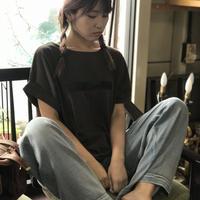 大人気テンセルデニムワイドパンツ850726 ~ayane/アヤン~