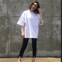 【ユニセックスデザイン】 刺繍/ワッペンTシャツ - LER-2038 -  ~praia~