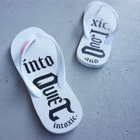 2021ss [予約商品:4月お届け]  beach sandals white ~intoxic  ~