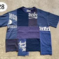 D「世界に1つだけのTシャツ(リメイク)」【Sustainable Line プリントTシャツ【2nd】 ~ESTROISLOSE~