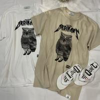 2021ssフクロウTシャツ ~Boutique Ordinary~