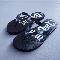 2021ss [予約商品:4月お届け]  beach sandals  black~intoxic  ~