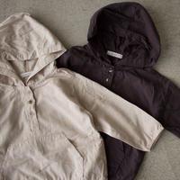 Jr. cotton hoodie