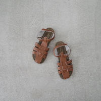 (23,5~25,1cm) SALT WATER SANDALS / Shark / tan