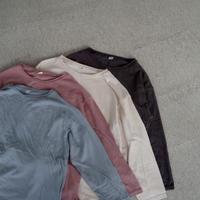 KIDS longsleeve T-shirt 〜140cm (4color)