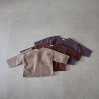 KIDS Fleece Tee (3color)