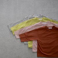 KIDS spring T-shirt (4color)