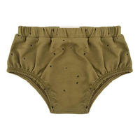LITTLE INDIANS Bloomer Dots (olive)