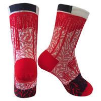 【Socks】 Snow mountain  Socks    NS265Y-31 (¥2,400 +tax)