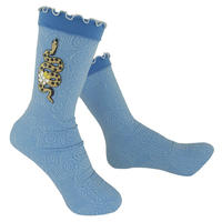 【nonnette】  Golden snake  Socks      NS217R- 86
