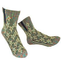 【Socks】 Lucky Star Socks    NS243G-21 (¥2,600 +tax)