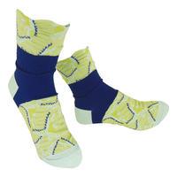 【nonnette】 Stegosaurus  Socks      NS218Y- 07/ mint