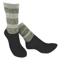 【Socks】Jacquard line  Socks  NS219Y- 99 (¥2,400 +tax)
