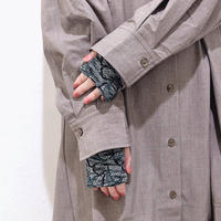 【Arm cover】 Flapping bird line  Arm cover    HA262Y-3color (¥3,400 +tax)
