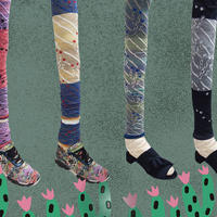 【Leggings】Cactus Leggings NL054T-4color (¥4,800 +tax)
