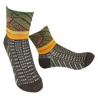 【Socks】Waterfowl  Socks    NS225T-65 (¥2,400 +tax)