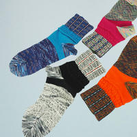 【Socks】Ankle color  Socks NS199Y- 4 color(¥2,400 +tax)