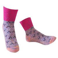 【Socks】 Growing plant  Socks    NS259T-43 (¥2,400 +tax)