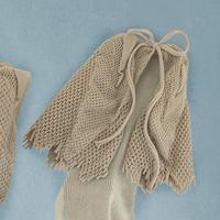 【Socks】 Volume ruffle Socks     NS250R-11 (¥3,200 +tax)