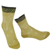 【Socks】 Bird fluttering Socks   NS248T-20 (¥2,200 +tax)