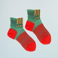 【Socks】See-through combination  Socks    NS224Y-30 (¥2,000 +tax)