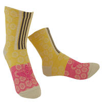 【nonnette】 Honey bee  Socks       NS247Y-25/ yellow