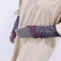 【 Arm cover】 Marblecolor  sporty  Arm cover    NR023Y-48 (¥3,600 +tax)