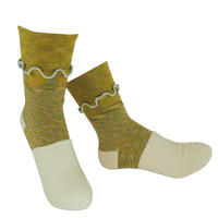 【nonnette】Charming Socks     NS236G-03/ ivory