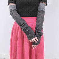 【Arm cover】 Switching  lace  Arm cover    NR022Y-95 (¥3,400 +tax)