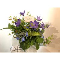 季節の花束 -blue-