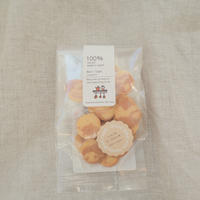 国産米粉いちごのマーブルくっきー