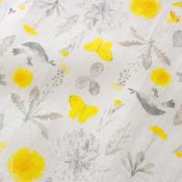 測り売り・meadow flowers / 20番手 ハーフリネン